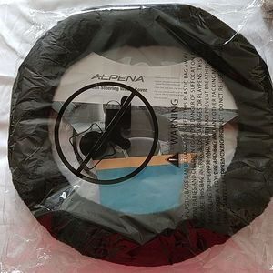 Other - Alpena Plush Steering Wheel Cover